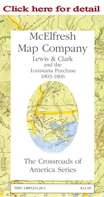 map of louisiana purchase 1803. Louisiana Purchase 1803-
